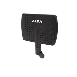 Picture of ALFA Network APA-M04 7dBi Indoor Panel Antenna 2,4GHz RP-SMA Male
