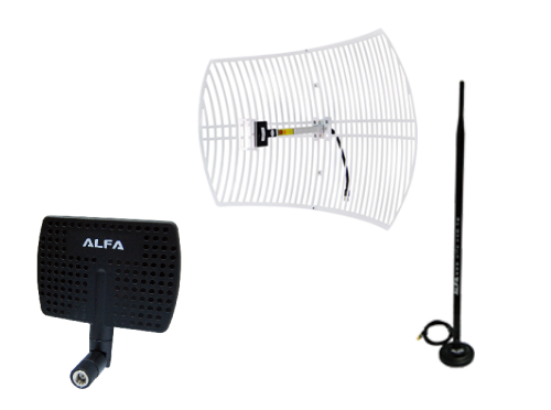 Picture for category WiFi Antennas