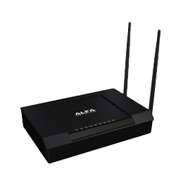 Picture of ALFA Network AIP-W525H - High Power AP/Router