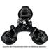 Triangel Suction Cup Mount for ALFA Network Tube Series