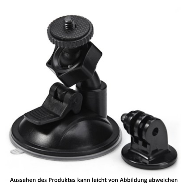 "Picture of Strong suction cup mount with  1/4"" thread for Tube Series"